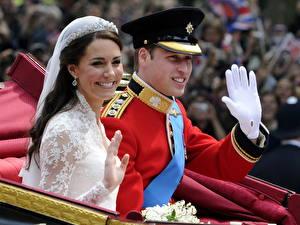 壁紙,劍橋公爵夫人凱薩琳,劍橋公爵威廉王子,名人,下載,照片