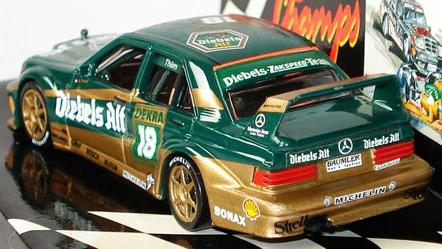 mercedes benz 190 e 2 5 16 evolution ii dtm w201 1991 93 bilder
