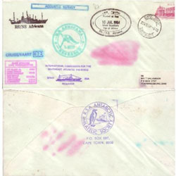 Sea mail collecting  Maritime mail  ship marking  Postal history