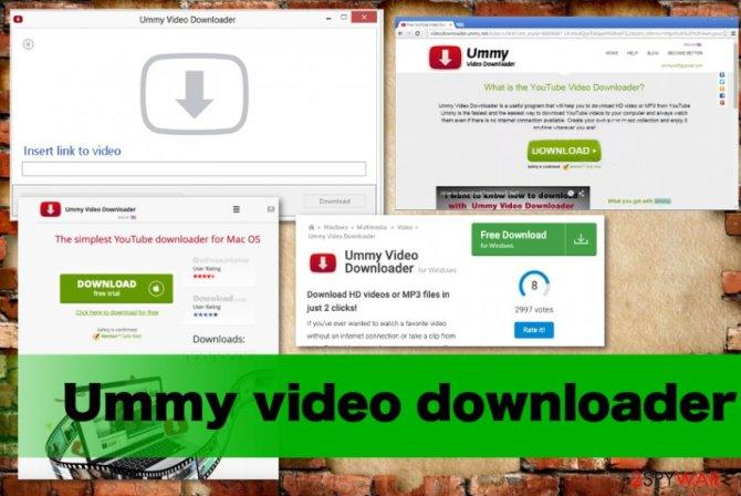 Ummy Video Downloader 1.10.3 Crack