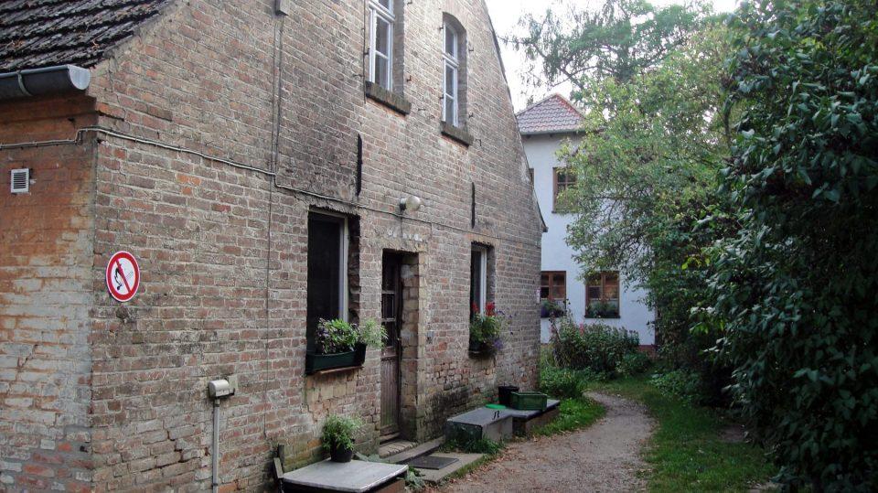 Das alte und das neue Hofhaus, Foto: Gerd Carlsson