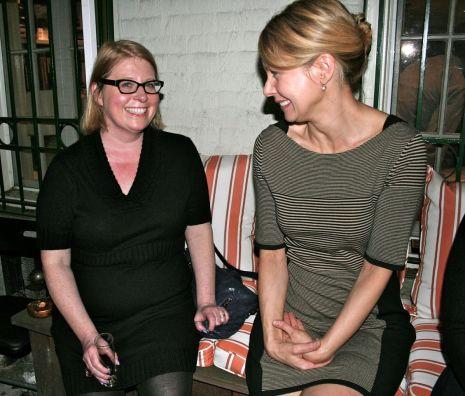 Diana Rickard & Jo Ann Wasserman