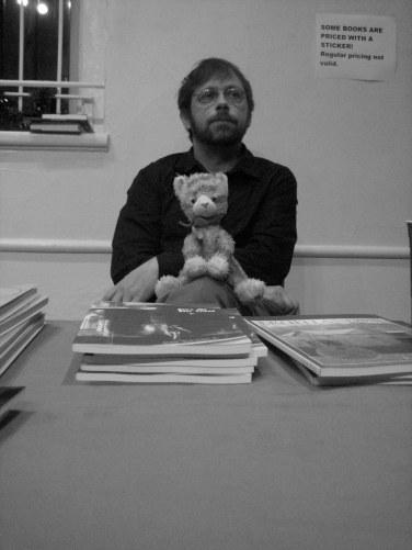 Anselm and friend (c) Greg Fuchs, 2011