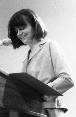 Alice Notley, 1989