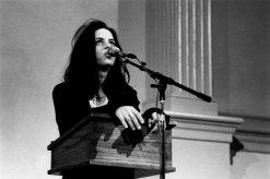 Maggie Estep - Photo credit: Jacob Burckhardt, 1993
