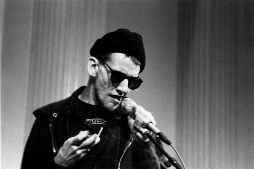 Carl Watson - Photo credit: Jacob Burckhardt, 1993