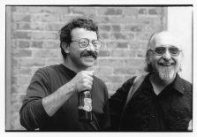 Jerome Rothenberg & Andrei Codrescu, 1987