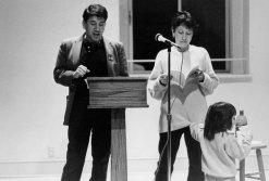 Roberto Bedoya & Jessica Hagedorn, 1987