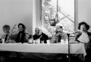 Koch, Waldman, Rothenberg, Ginsberg & Sanders - Photo credit: Vivian Selbo, 1987