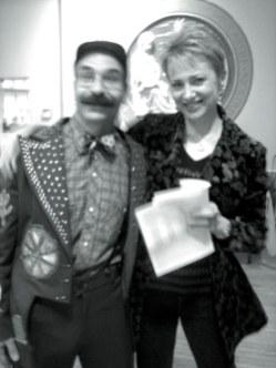 Douglas Rothschild, Sharon Mesmer