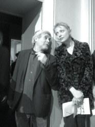 Steve Dalachinsky, Sharon Mesmer