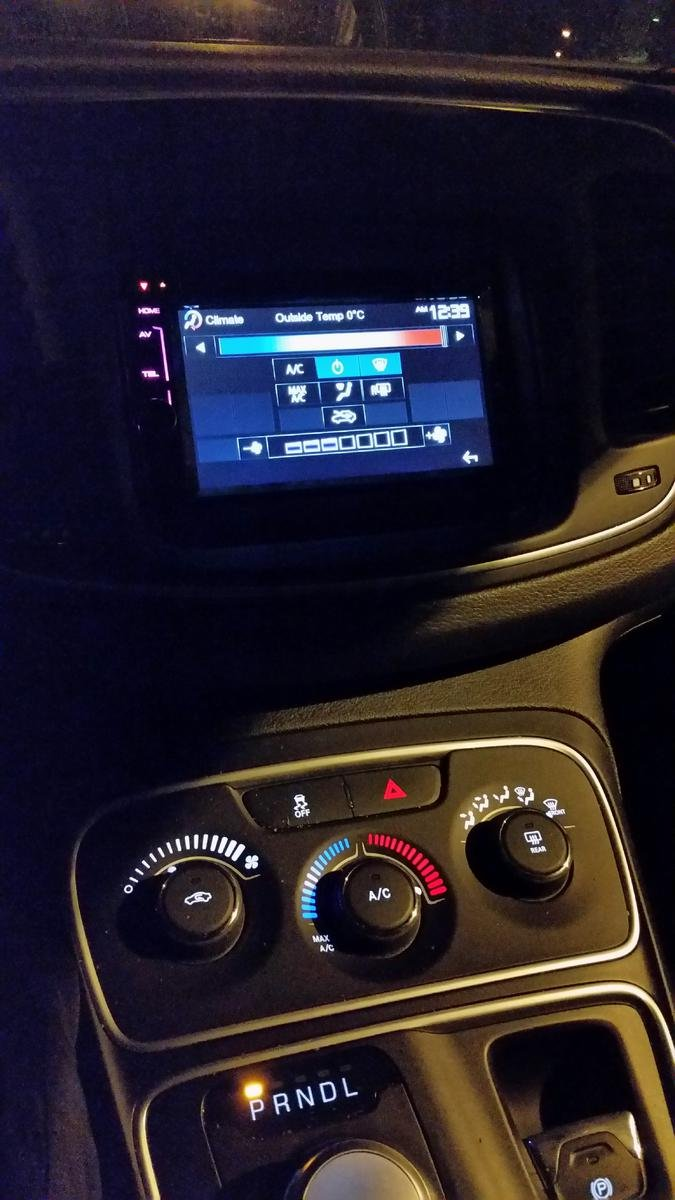 World First Aftermarket In A 1516 200 with RA1 radio