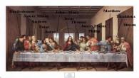 """• Pictura renascentistă dă naştere la noi speculaţii care completează enigmaticul Cod al lui Da Vinci • O replică a celebrei fresce se află în Biserica Evanghelică din Rîşnov """"Cina..."""