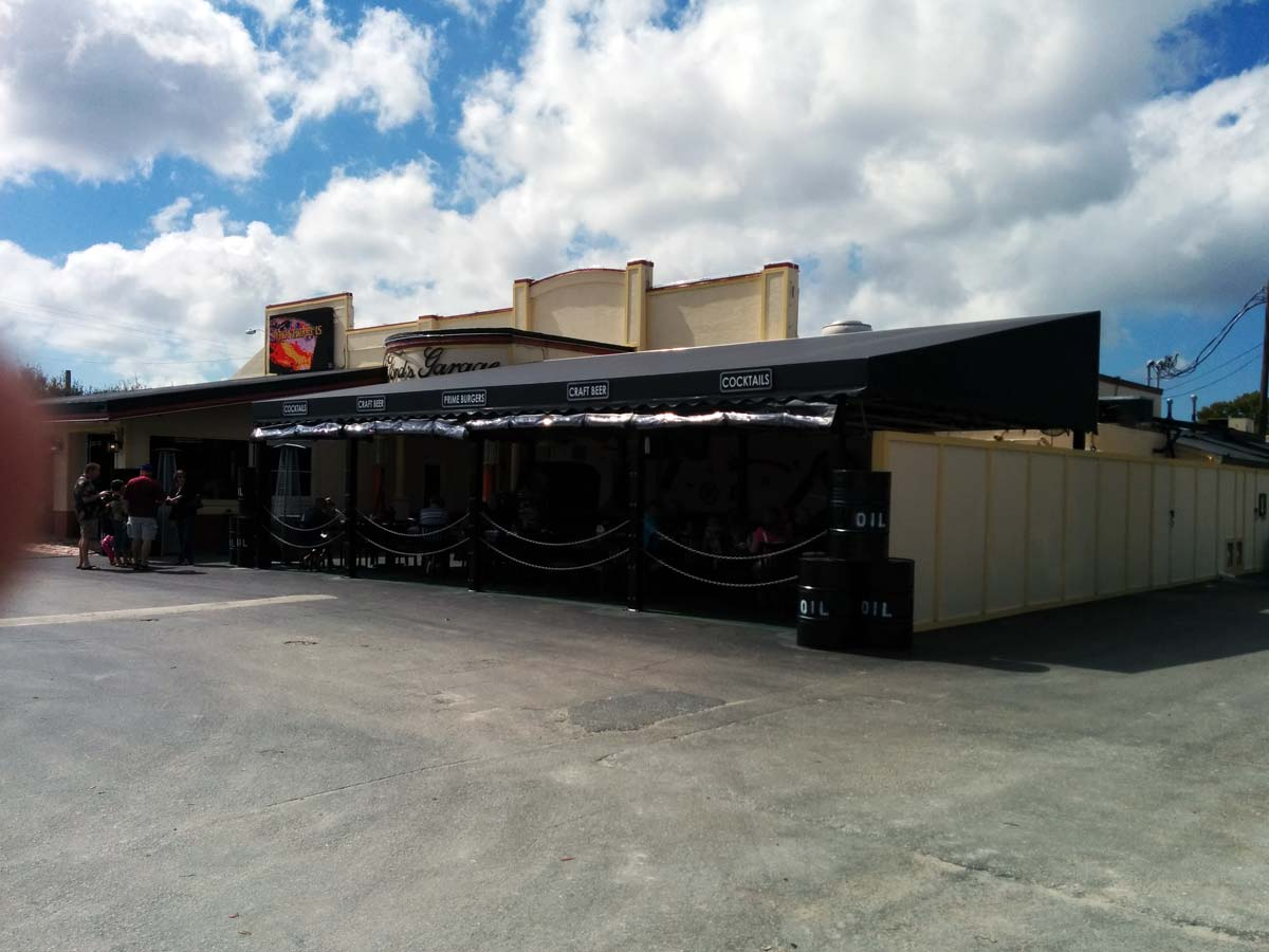 Cape Coral FL  Fords Garage  2012 Victory Kingpin