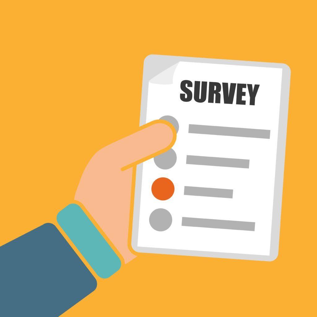 Take The Customer Survey