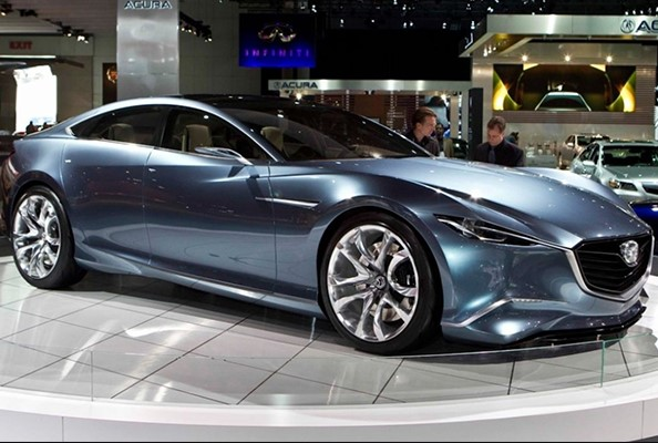 2021 mazda6 concept changes rumors and price  2021