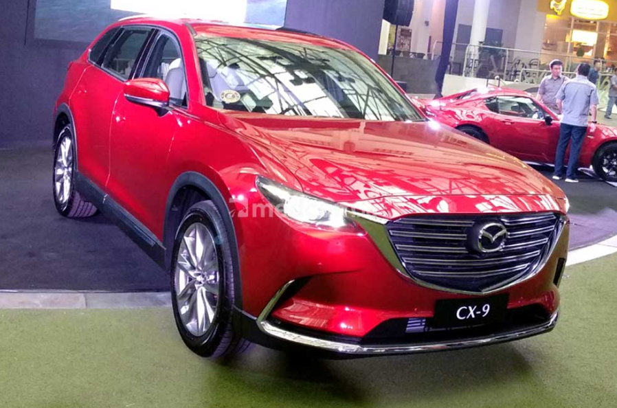 2021 mazda cx9 skyactivg redesign changes release date