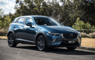 2021 Mazda CX-3 Touring Redesign