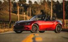 2021 Mazda MX-5 Miata Club Redesign