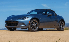 2021 Mazda MX-5 Miata Grand Touring Redesign