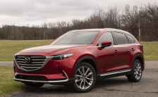 2020 Mazda CX-9 Grand Touring AWD Redesign