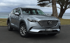 2020 Mazda CX-9 Touring AWD Redesign