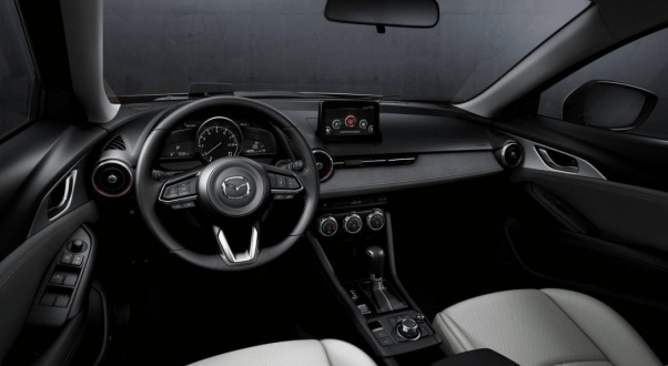 New Mazda CX-3 Sport 2021 Interior