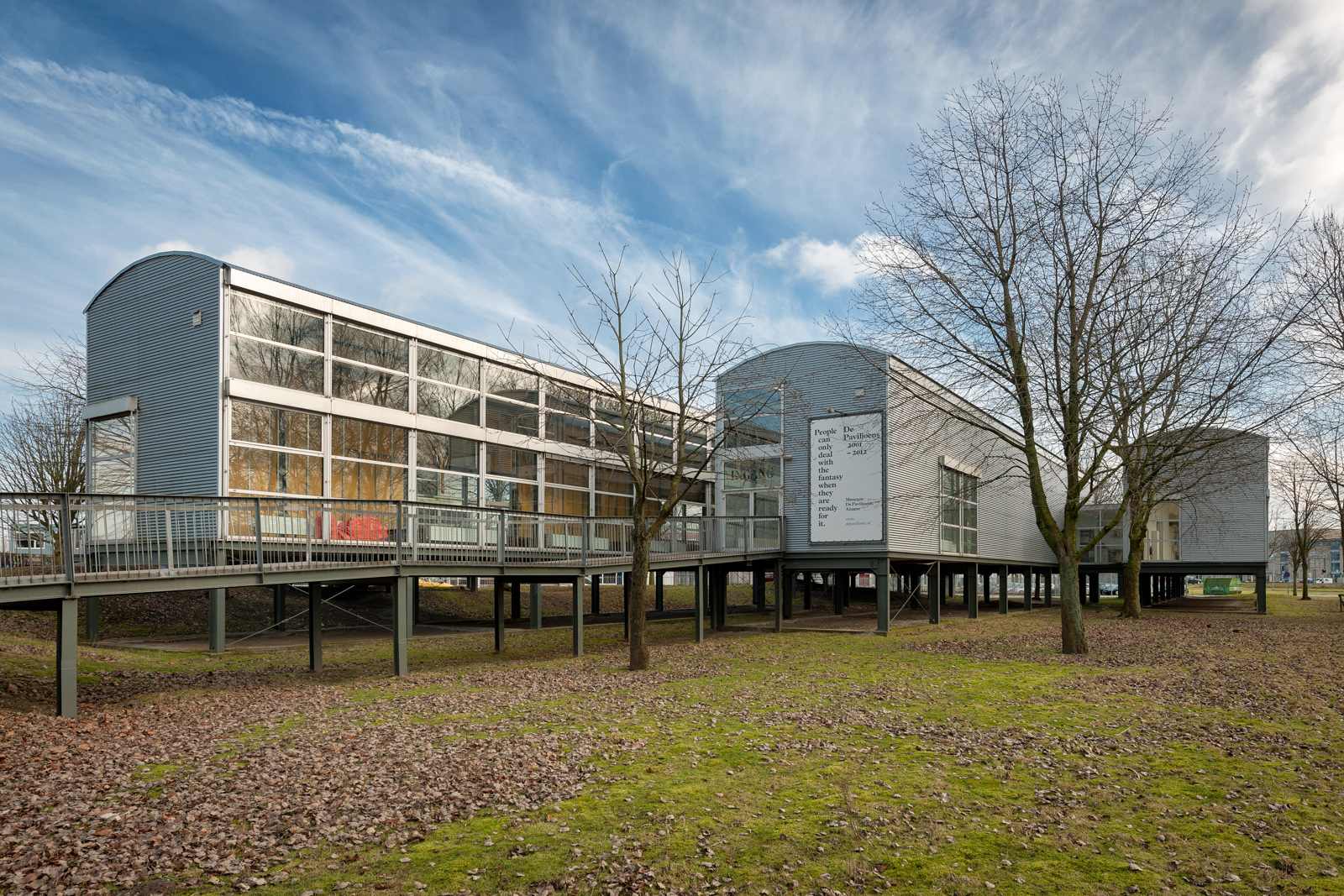 museum de Paviljoens Almere