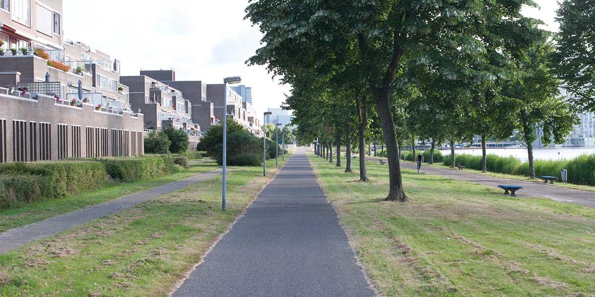 oeverpromenade