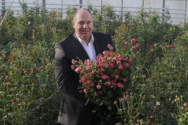 Marc van Rooij Almere Floriade 2022