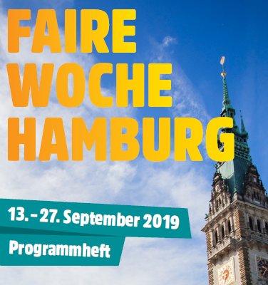 Programm der Fairen Woche in Hamburg