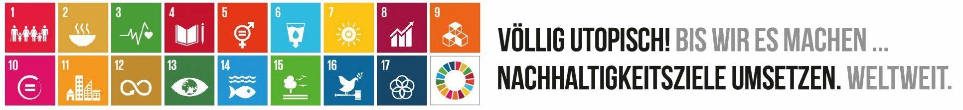 Hamburger 2030 Agenda für nachhaltige Entwicklung