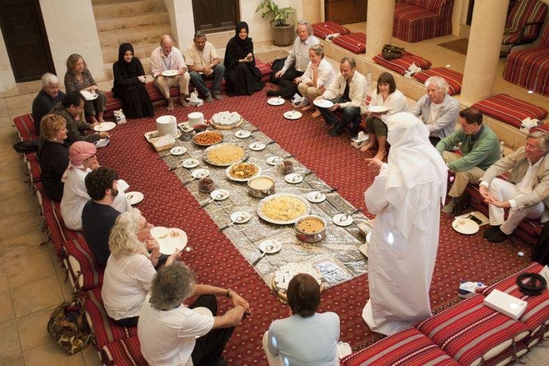 How to feel (and taste) the essence of Dubai