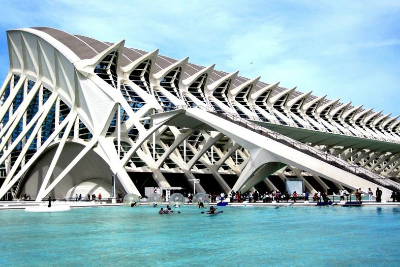 Valencia – first time visitor's attractions