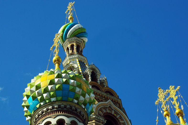 St. Petersburg, Russia – first time visitor's attractions