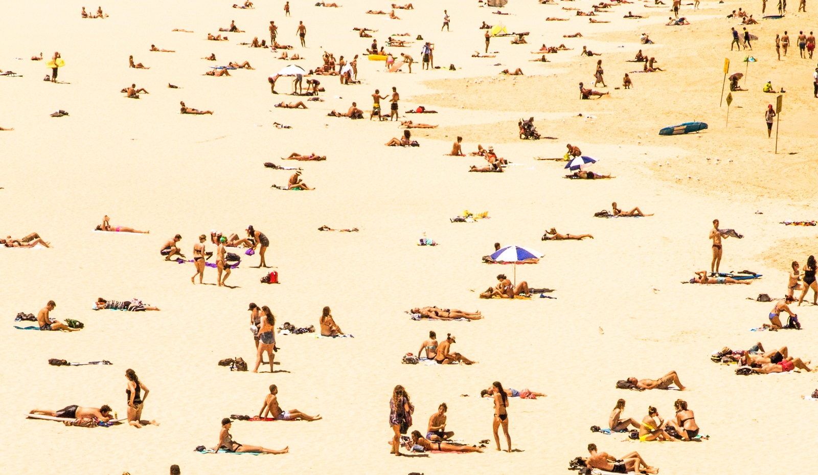 Research: Nudists are happier and more satisfied with life