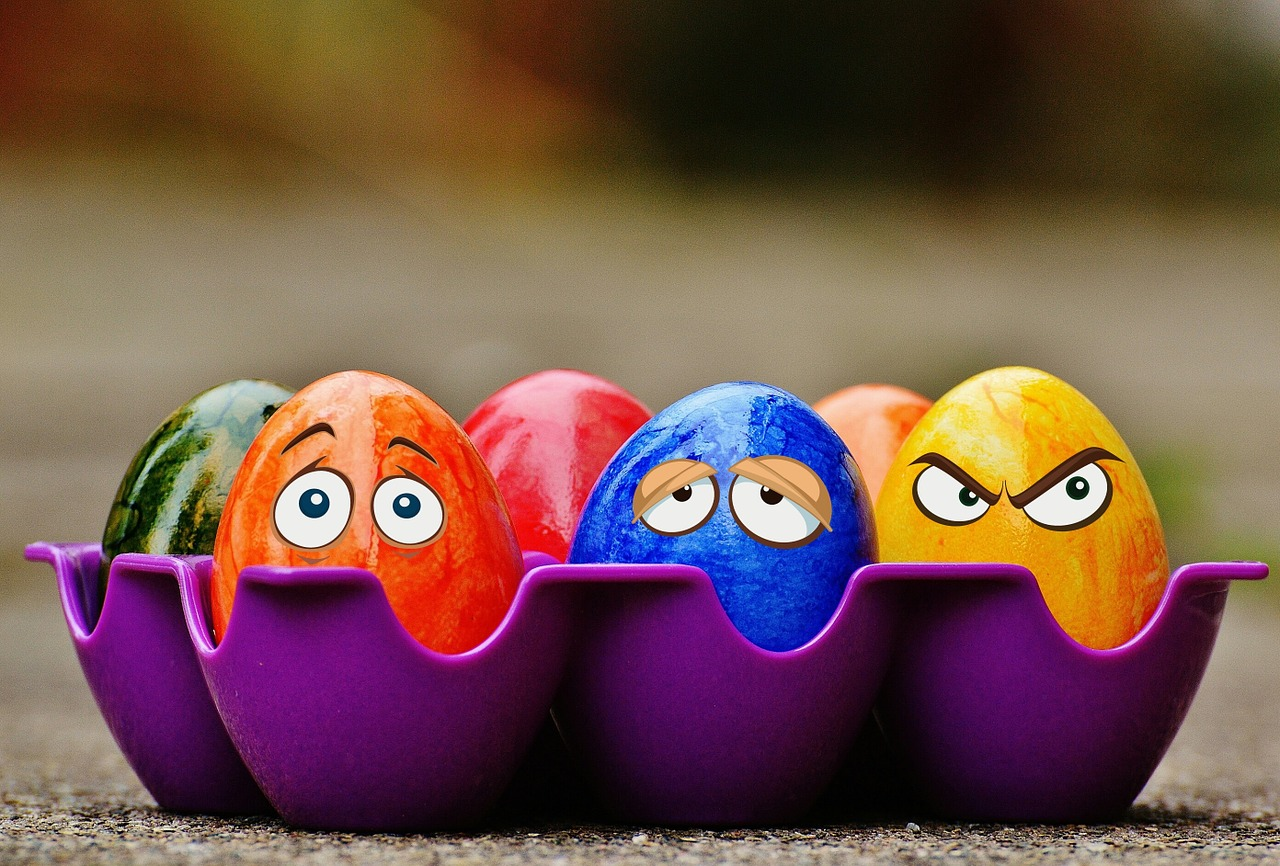 20 things to do on Easter weekend (other than egg hunt)