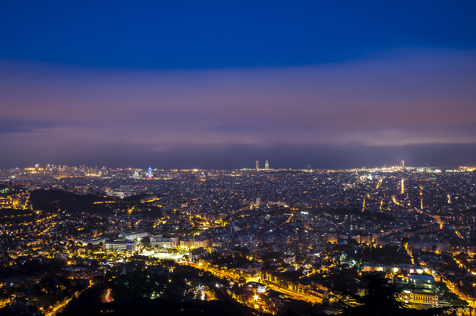 When in Barcelona, dine under the stars at Fabra Observatory