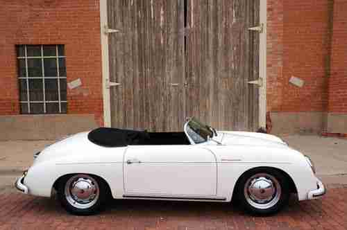 Find Used Beck Speedster 356 1957 Porsche Excellent Built
