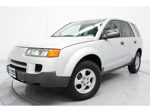 Find used 2004 SATURN VUE ROOF RACK TRACTION CONTROL in