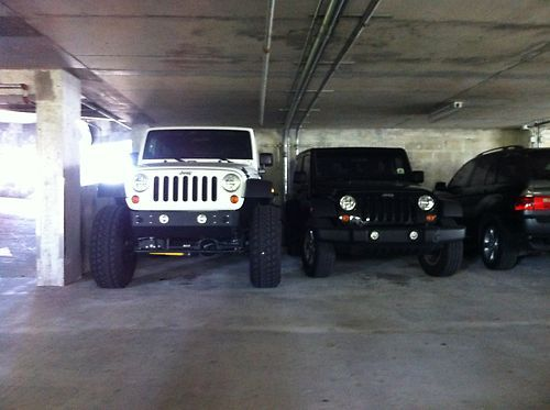 Find Used 2011 JEEP Wrangler JK Unlimited AEV LIFT 45 In