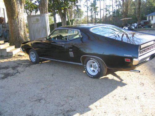 Find New 1970 Ford Torino Gt Fastback 302 Nice Body Run S