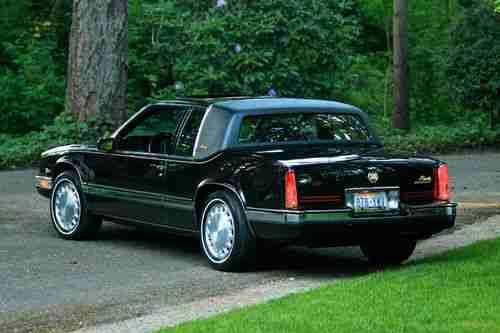 Cadillac Eldorado Cruise Control