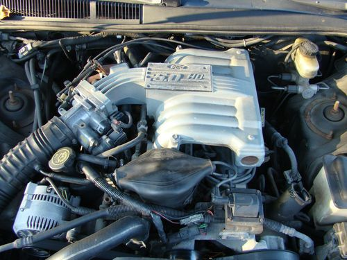 Ford 2 0l Engine Diagram Buy Used 1991 Ford Thunderbird Sport Coupe 5 0l V8 In Lake