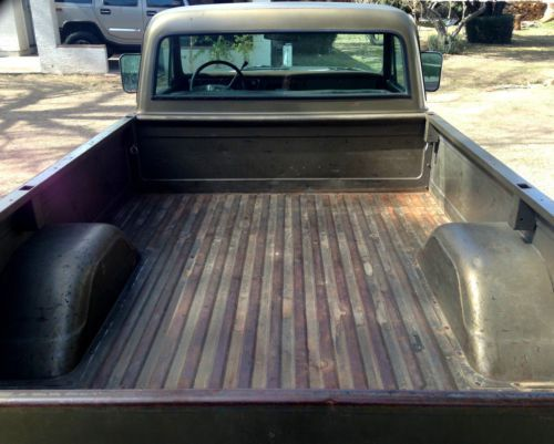 Buy Used 1970 Chevy C10 5 7 V8 350 Gm Goodwrench Crate