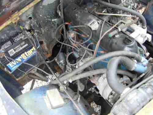 Find New Jeep Cj5 4x4 Wrangler Manual Transmission In