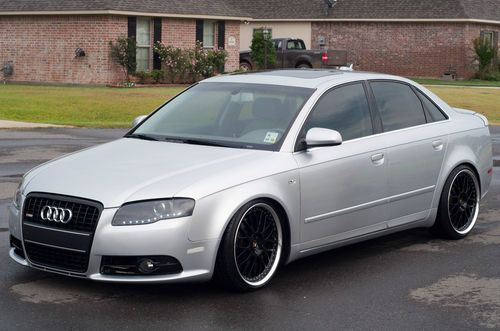 Find Used 2006 Audi A4 98000 Miles Silver Tan