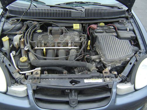 2002 Dodge Neon Automatic Transmission