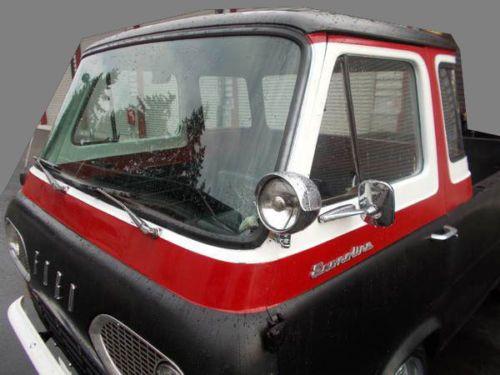 Sell Used 1961 Ford Econoline Pickup E100 Custom Hot