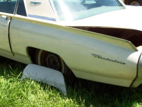 Pickup Truck Together With 1963 Ford Thunderbird Wiring Diagram On